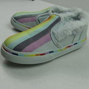 Vans Rainbow Shoes- Toddler Van Sneakers